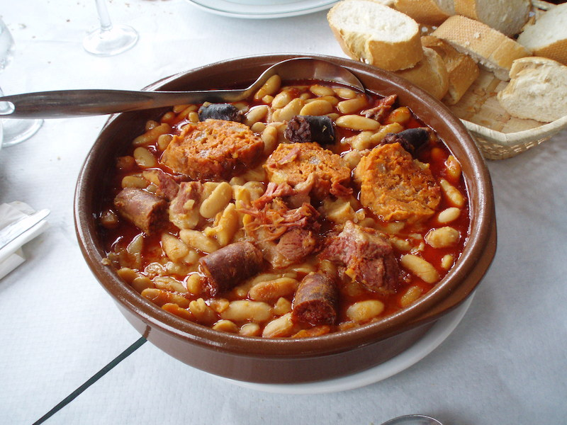 food and gastronomy in asturias hidden in spain