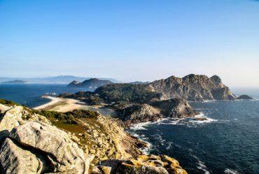 Cies Island Galicia