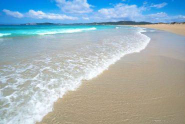 Lanzada Beach Galicia custom trip