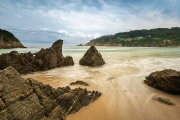 xilloi beach Galicia custom trip