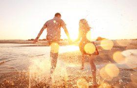 Canary islands honeymoon