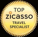 Zicasso badge